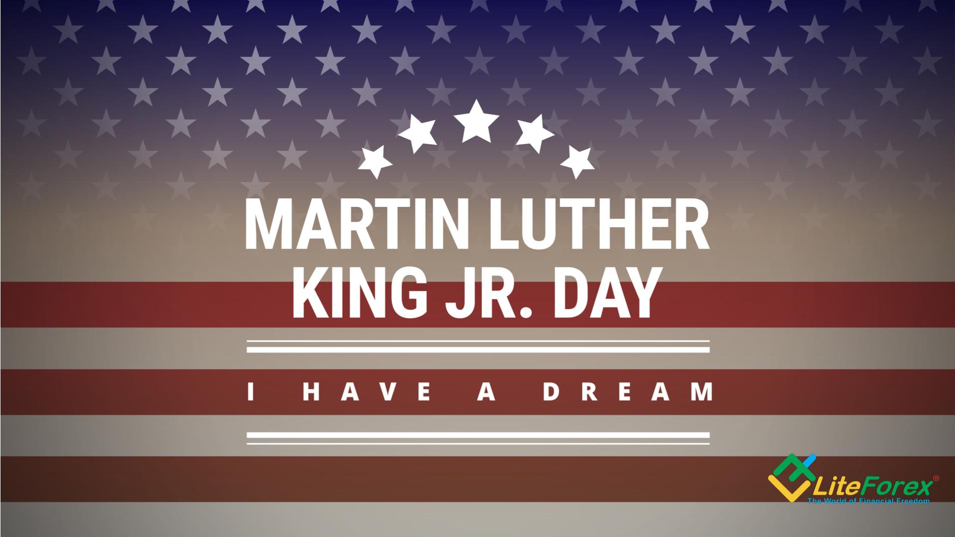 Dzień Martina Luthera Kinga w USA