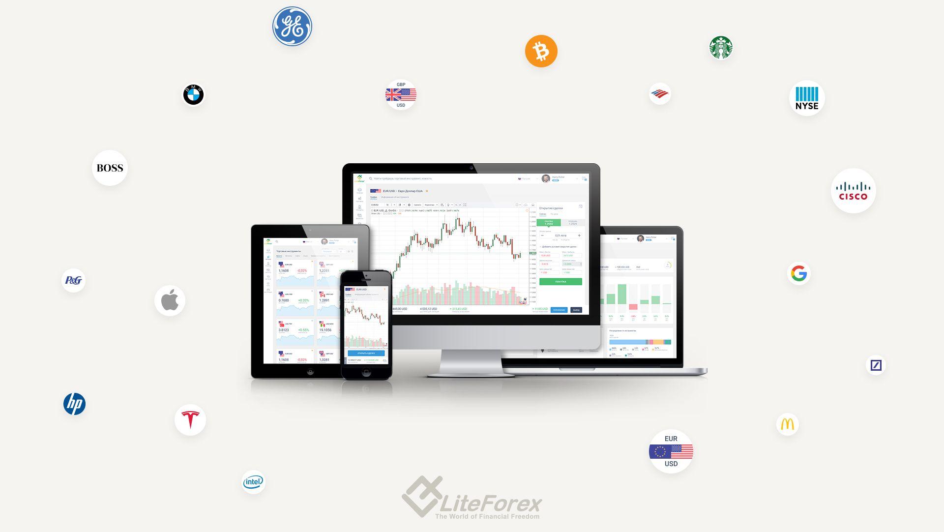 Uruchomiono nową przestrzeń klienta LiteForex